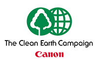 Canon - The Clean Earth Campaign